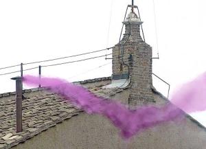 fumata-rosa